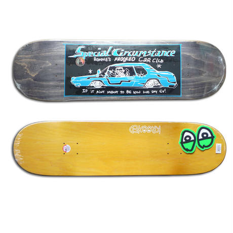 KROOKED RONNIE SANDOVAL CAR CLUB DECK (8.75 x 32.75inch)