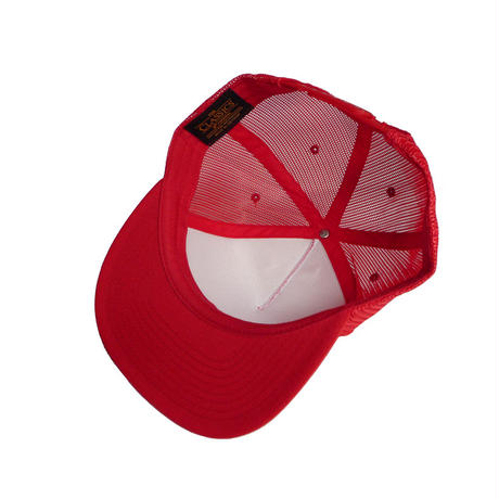 INDEPENDENT CROSS MESH CAP