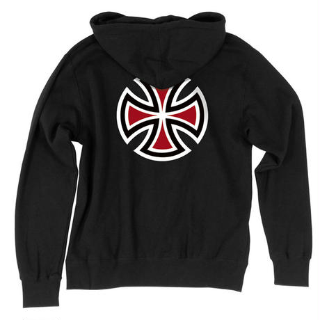 INDEPENDENT BAR/CROSS LOGO PULLOVER HOODIE