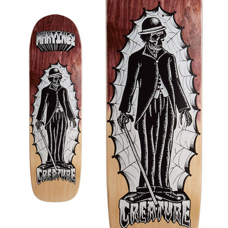 CREATURE MILTON MARTINEZ THE IMMIGRANT DECK (9 x 32.64inch)