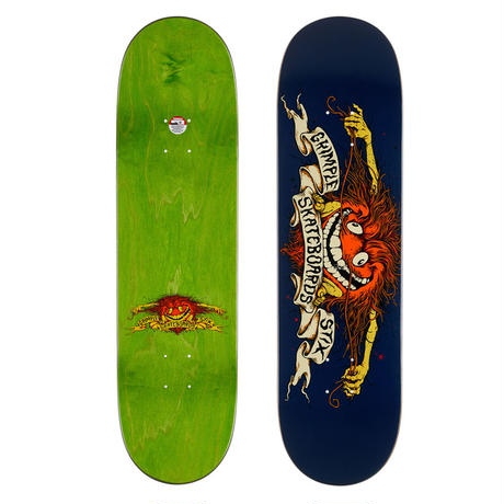 ANTI HERO GRIMPLE EAGLE TEAM COLLAB DECK (8.5 x 31.8inch)
