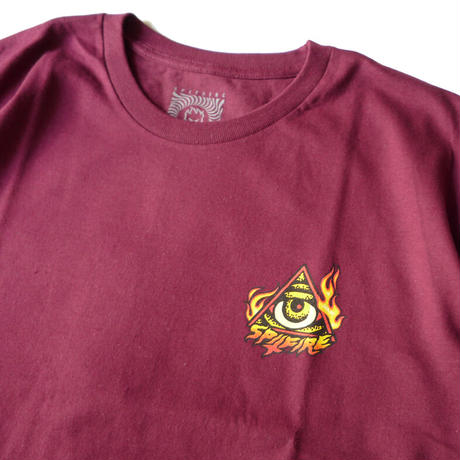 SPITFIRE TOUCH OF SATAN TEE