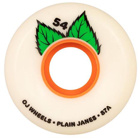 OJ WHEELS KEYFRAME PLANE JANE WHEELS 54mm, 87a