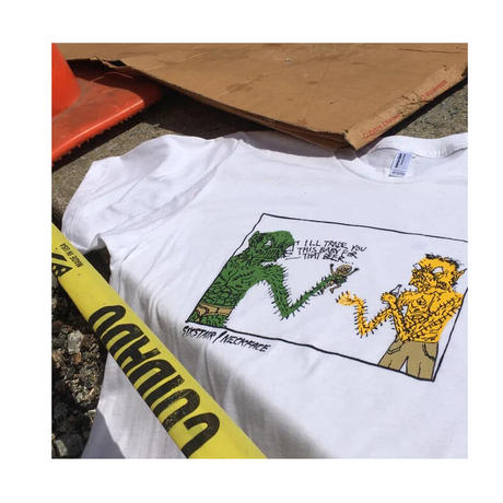 SIX STAIR NECKFACE LIMITED TEE