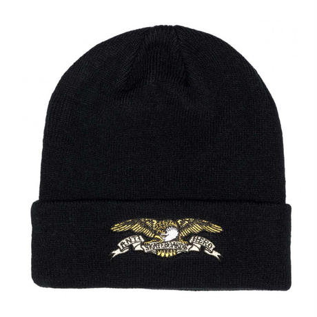 ANTI HERO EAGLE EMBROIDERED CUFF BEANIE