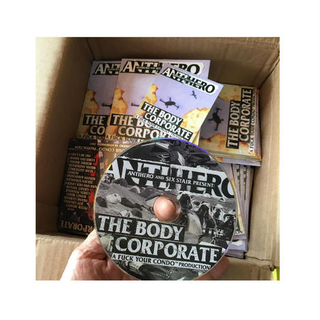 ANTI HERO BODY CORPORATE DVD