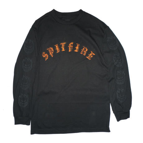 SPITFIRE OLD E EMBERS L/S TEE
