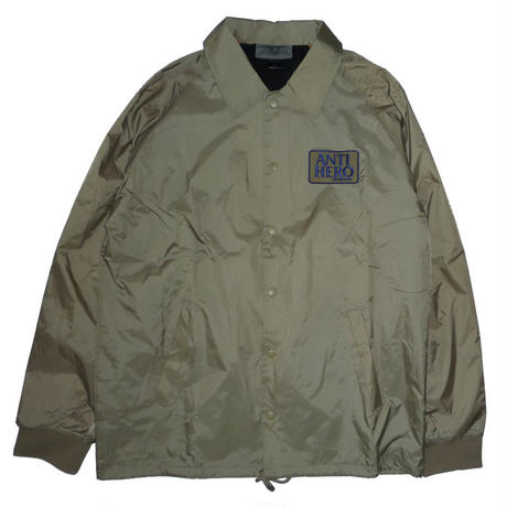 ANTI HERO RESERVE PATCH COACH JACKET