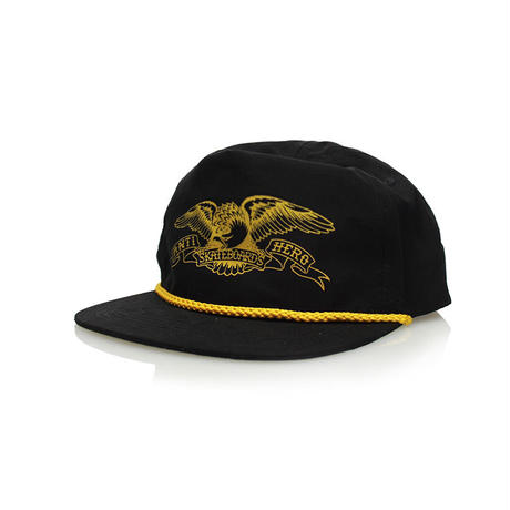 ANTI HERO BASIC EAGLE SNAPBACK CAP