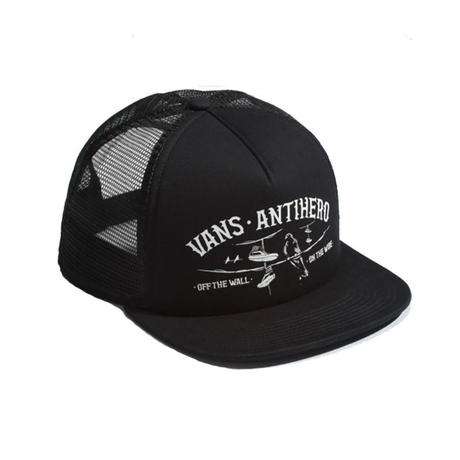 VANS x ANTI HERO WIRED MESH CAP