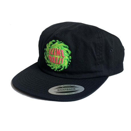 SLIMEBALLS SB LOGO STRAPBACK CAP