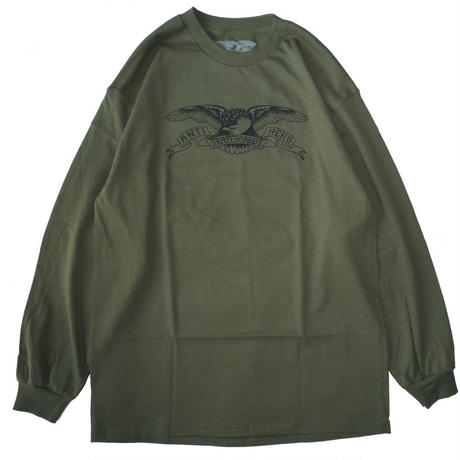 ANTI HERO BASIC EAGLE L/S TEE