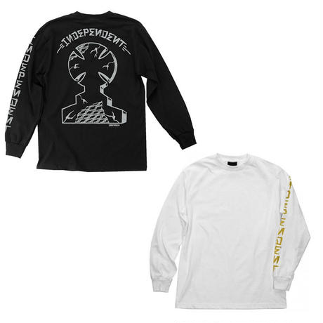 INDEPENDENT DRESSEN MONUMENT L/S TEE