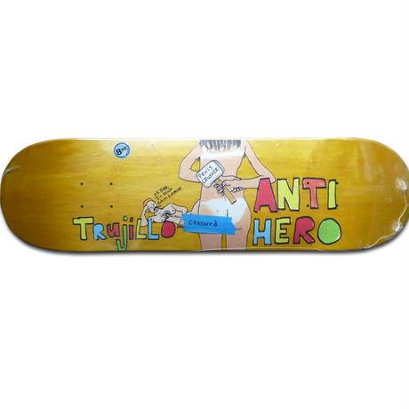 ANTI HERO TONY TRUJILLO POROUS WALKER DECK (8.28 x 31.7inch)
