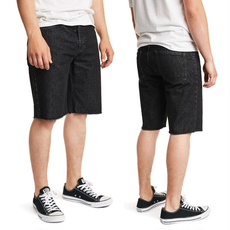 BRIXTON LABOR 5 POCKET DENIM SHORT