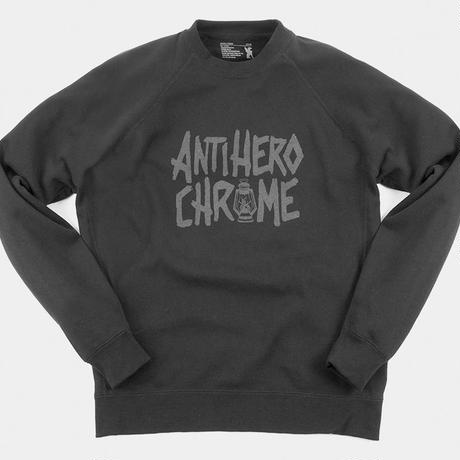 CHROME x ANTI HERO LIMITED CREWNECK SWEATSHIRT