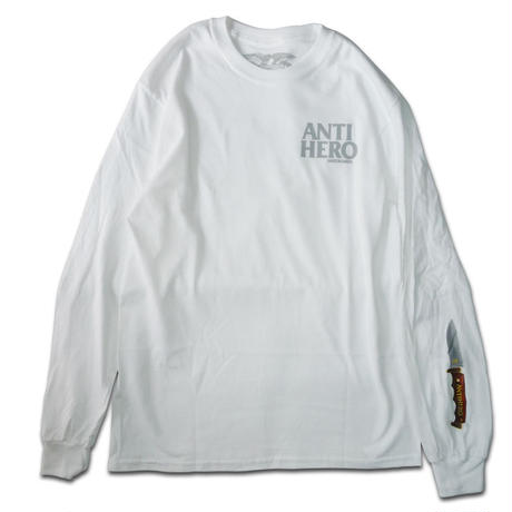 ANTI HERO BUCKSHANK L/S TEE
