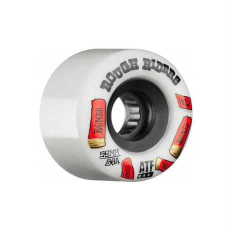 BONES WHEELS ATF ROUGH RIDERS SHOTGUN WHEEL