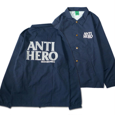 ANTI HERO  BLACKHERO COACH JACKET
