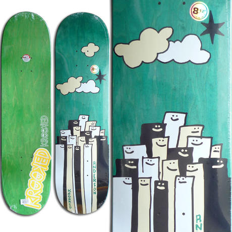 KROOKED MIKE ANDERSON GATHERING DECK (8.12 x 31.38inch)