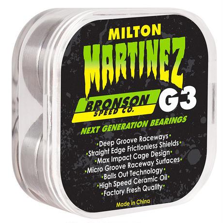 BRONSON MILTON MARTINEZ PRO G3 BEARING