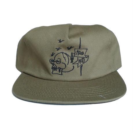 KROOKED DEATH SNAPBACK CAP