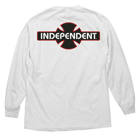 INDEPENDENT O.G.B.C. VERTICAL L/S TEE