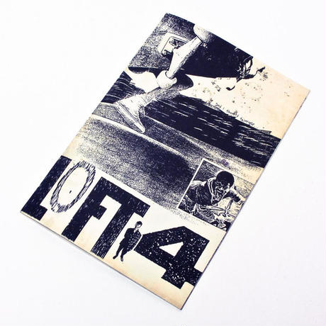 DEAR,  CLUB HOMEBOY LOFT ZINE VOL.4