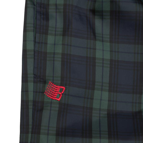 BRONZE 56K PLAID TRACK PANTS