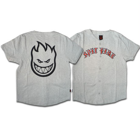 SPITFIRE OLD E CUSTOM BUTTON FRONT JERSEY