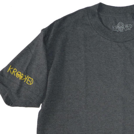 KROOKED RIP UNKNOWN POCKET TEE