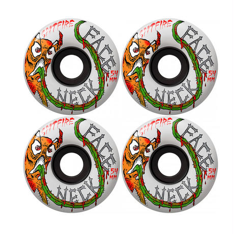 SPITFIRE x NECKFACE 80HD'S CLASSIC SHAPE LIMITED WHEEL