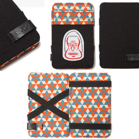 RVCA BARRY McGEE MAGIC WALLET