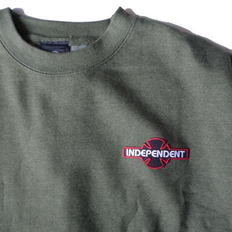 INDEPENDENT O.G.B.C. STAMP CREWNECK