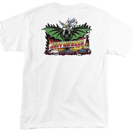 SANTA CRUZ GROSSO DEMON TEE