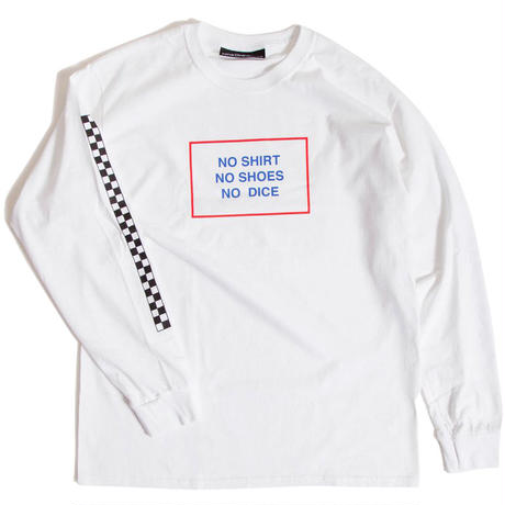 CALL ME 917 ALL AMERICAN BURGER L/S TEE