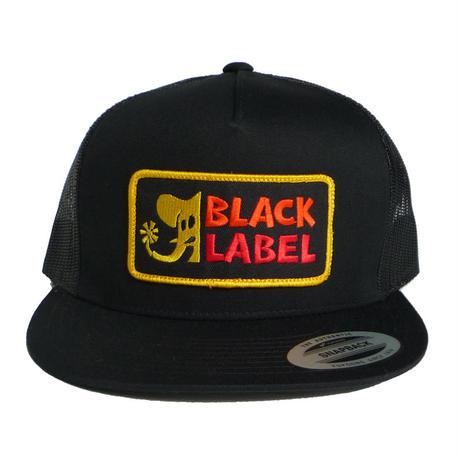 BLACK LABEL ELEPHANT SECTOR MESH CAP