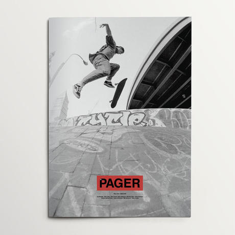 PAGER MAGAZINE  ISSUE 003