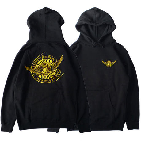 SPITFIRE x ANTI HERO  LIMITED CLASSIC EAGLE HOODIE