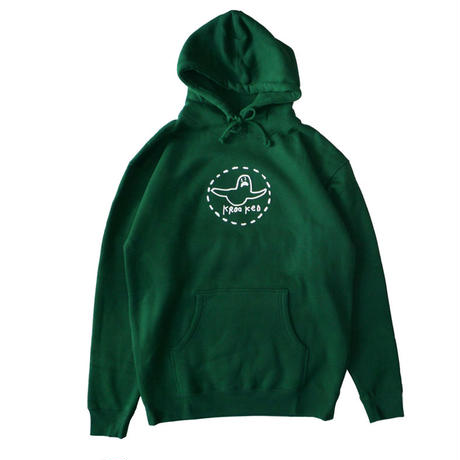 KROOKED TRINITY PULLOVER HOODIE