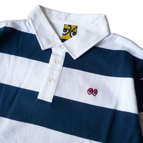 KROOKED EYES L/S RUGBY SHIRT
