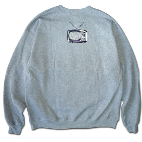 DEAR, EARLY BLIND AND VIDEO DAYS COLLECTION OFFICIAL DOPE CREWNECK