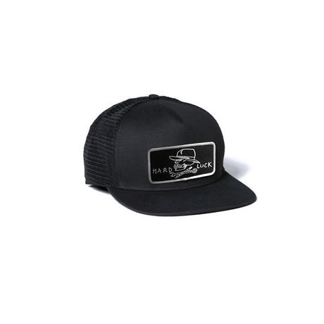 HARD LUCK OG BAR LOGO PATCH MESH CAP
