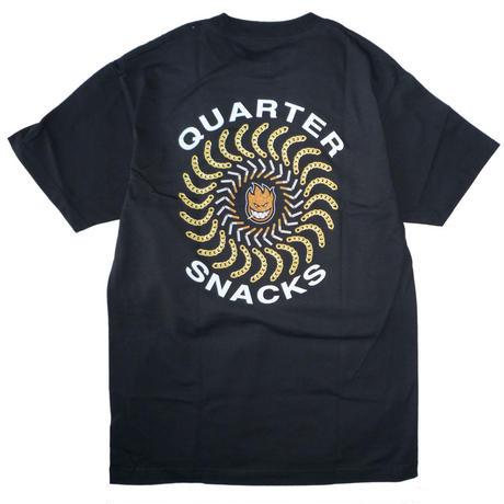 SPITFIRE x QUARTERSNACKS QUARTER CLASSIC TEE