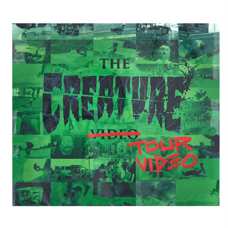 CREATURE TOUR VIDEO DVD