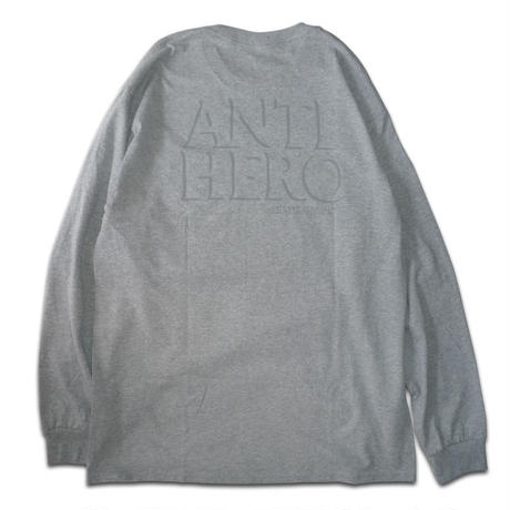 ANTI HERO DROP HERO L/S TEE
