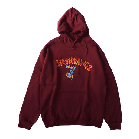 HESHDAWGZ x 4SIGHT x CHRIS LINDIG PULLOVER HOODIE