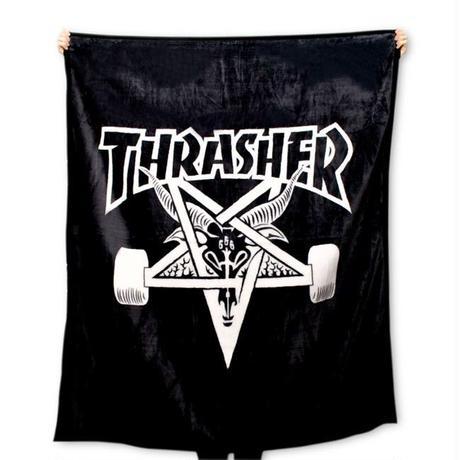 THRASHER SKATE GOAT BLANKET