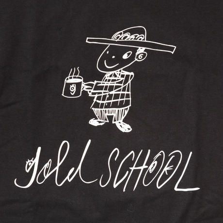 GOLD SCHOOL ORIGINAL ICON TEE
