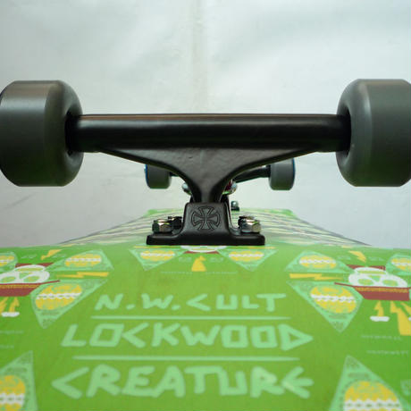 CREATURE CODY LOCKWOOD NW CULT COMPLETE SET (8.25 x 32inch)
